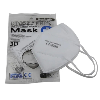 Direct Produce 5 Layer Personal Protective Cover N95 and Kn95 Mask Stock