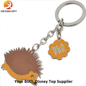 Commemorated Keychain Souvenir Keyring for Gift