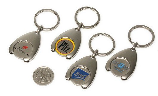 Factory Price Fast Supply Custom Trolley Coins with SGS