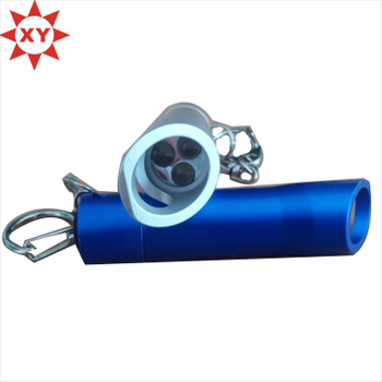 Aluminium Keychain Bottle Opener with LED Light (XYmxl1130)