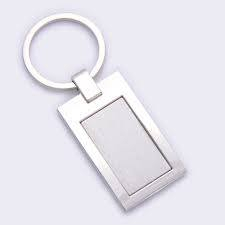 Custom Nickel Plating Metal Key Holder for Gifts