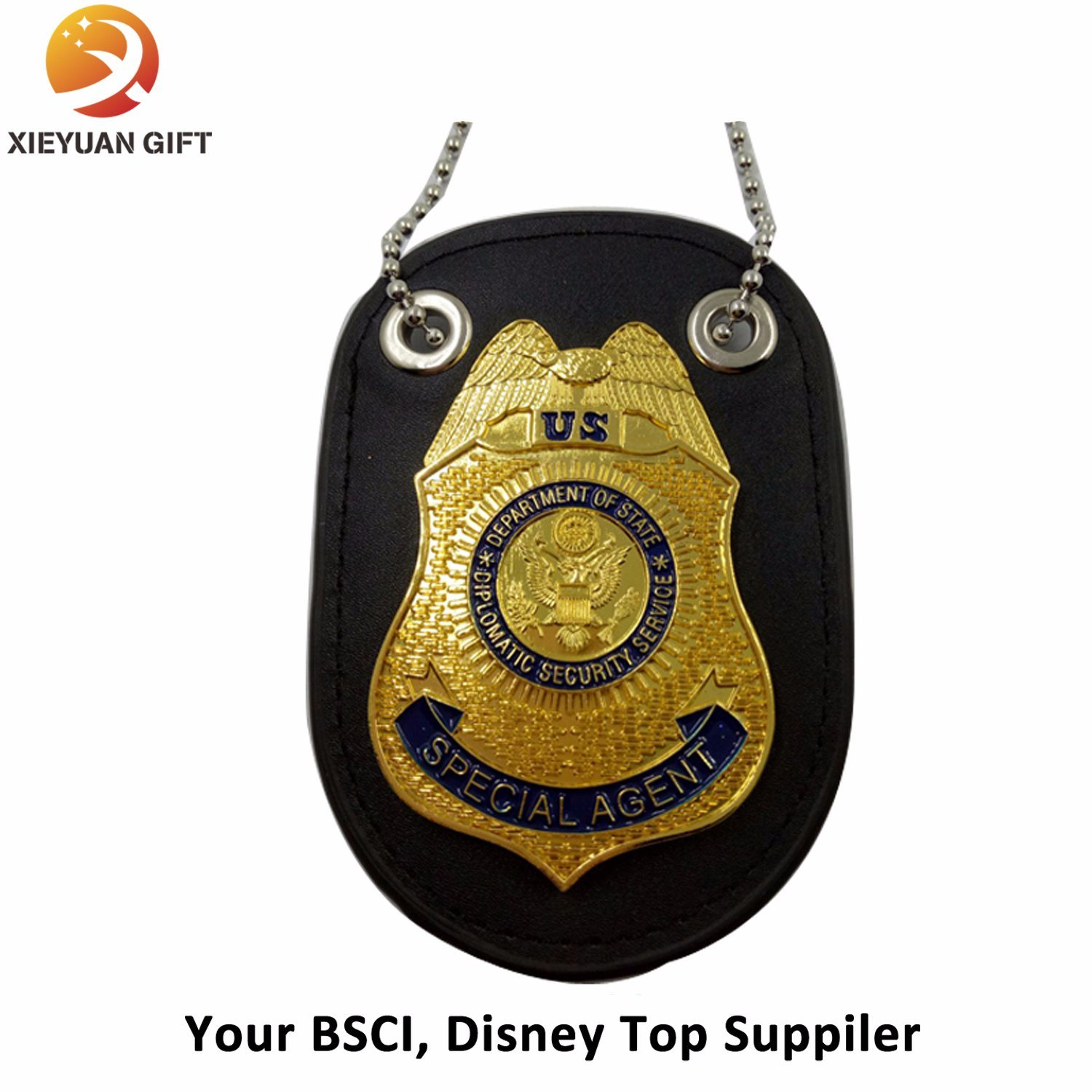 BSCI Audit Supplier 3D Customized Pin Badge