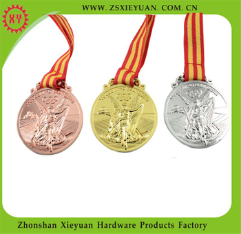 Custom Metal Sport Medal (XY-Hz1048)