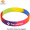 Colorful Silicon Wristband Size for Adults