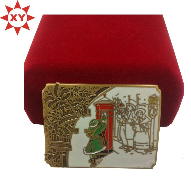 Hot New Products for 2015 Christmas Coins for Sale