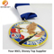 Blue Ribbon Medals with Epoxy