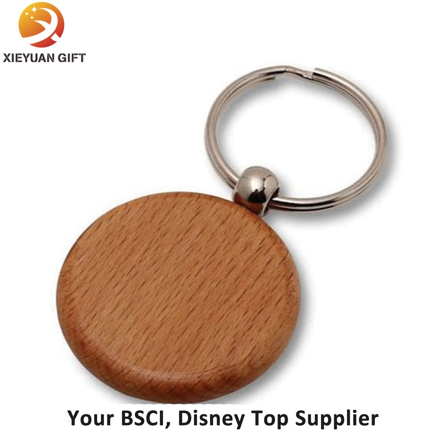 Custom Trolley Coin Keychain with SGS