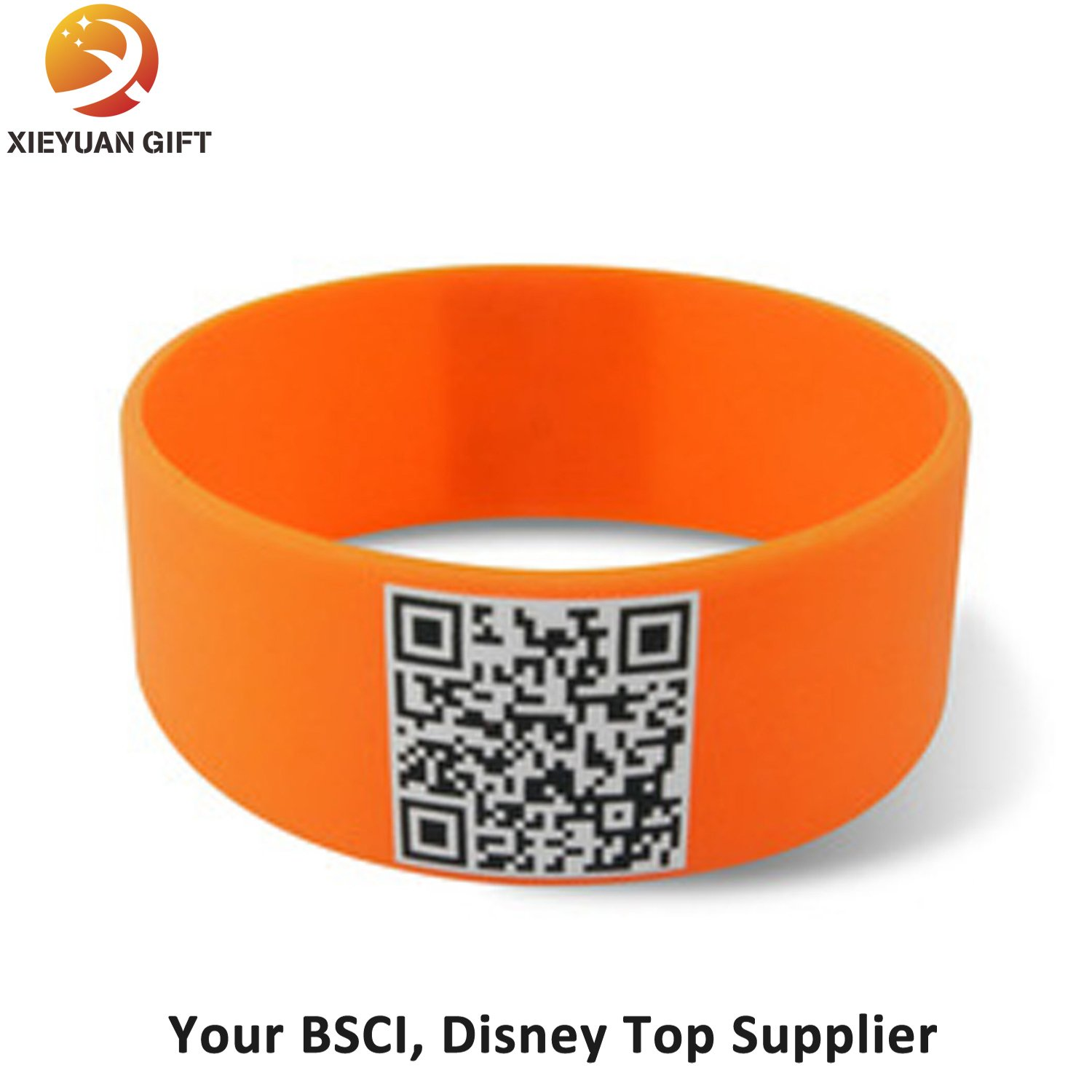 Cheap Lenient Silicone Wristbands with Your Logo
