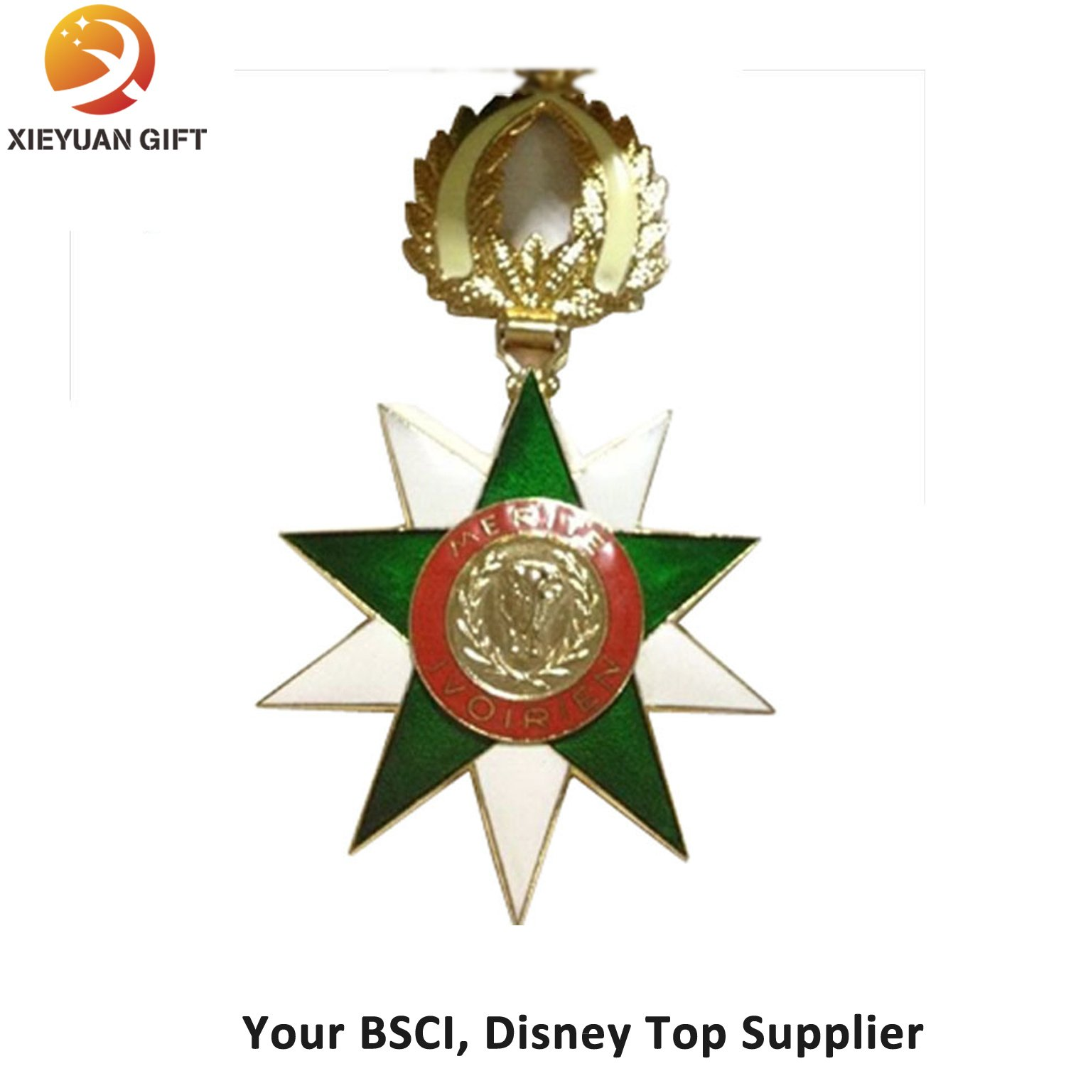 Excellent Star Epoxy Medals