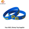Souvenirs Collecting Can Embossed Logo Silicone Bracelet