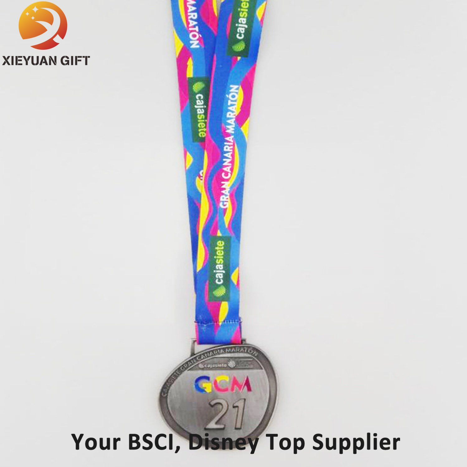 Custom Cheap Metal Medal, Trophies and Medals Sports