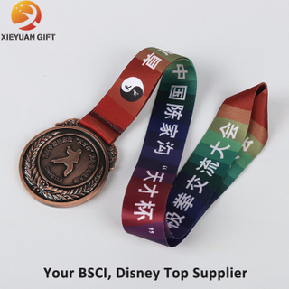 Manufacturer Wholesale Sport Metal Medal