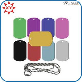 Eco-Friendly Colorful Dog Tags Promotion