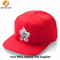 Polyester Baseball Cap, Special Ottoman Fabric Baseball Cap with 3D Embroidery