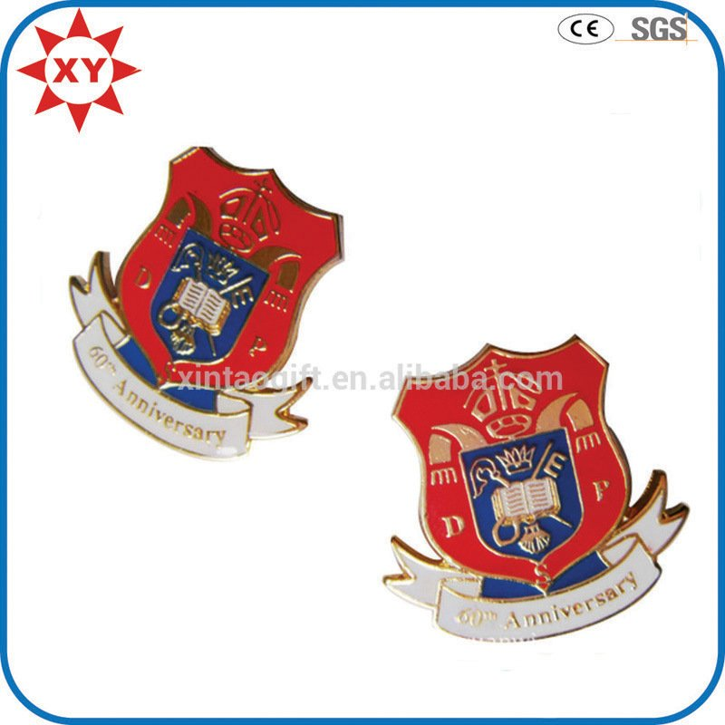 Wholesale Free Mold Enamel Personalized Lapel Pins