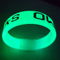 Glow Silicone Bands, Rubber Wristbands,