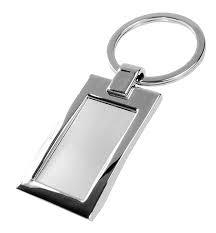 Promotion Gift High Quality and Custom Leather Keychain