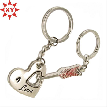 Factory Supply Couple Key Holder for Lovers
