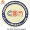 Cba Metal Gold Challenge Coin for Souvenir