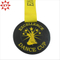 3D Gold and Antique Copper Football Sport Medal (XY-mxl92602)
