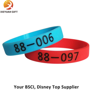 New Designed World Cup Silicone Wristband
