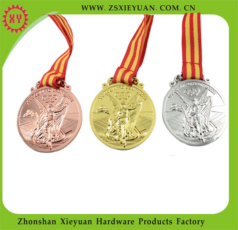 Hot Sale Souvenir Free Mold 2016 Rio Medals