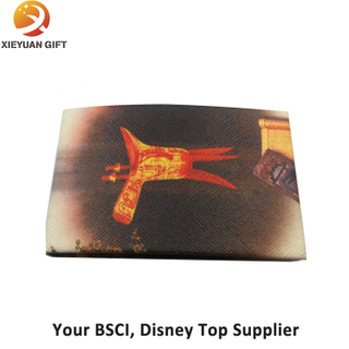 Factory Dierctly Supply PU Leather Business Name Card Holder