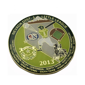 The Factory Custom High Quality Cheap Retro Challenge COINS