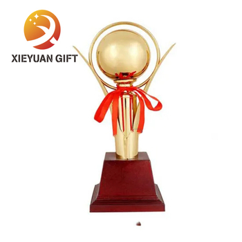 Wholesale Custom Designed Trophy Made in China
