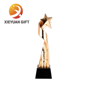 Promotional Custom Award Oscar Trophy Souvenir